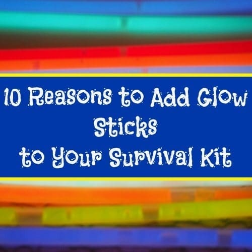 10 Reasons to Add Glow Sticks to Your Survival Kit - Backdoor Survival