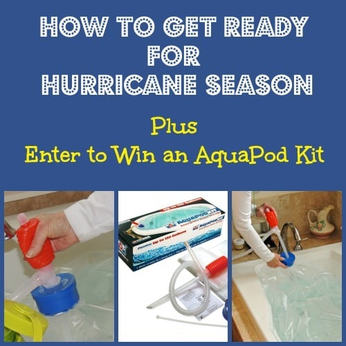 How to Get Ready for Hurricane Season - Backdoor Survival