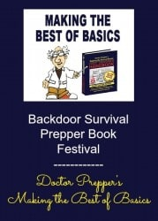 Prepper Book Festival 8: Making the Best of Basics