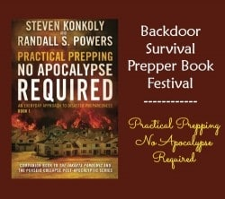 Prepper Book Festival 8: Practical Prepping No Apocalypse Required