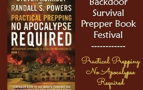 Prepper Book Festival 8: Practical Prepping No Apocalypse Required