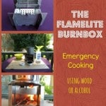 Emergency Cooking with the Flamelite BurnBox