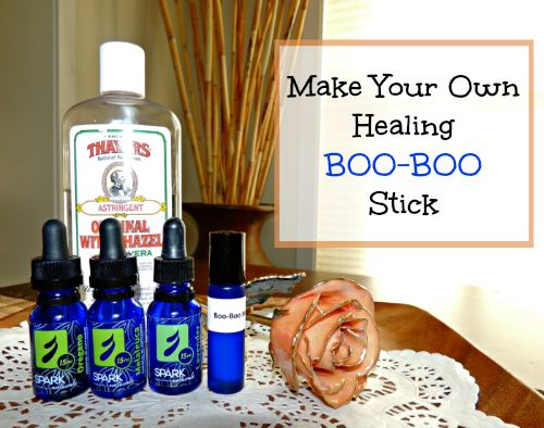 Make Your Own Healing Boo Boo Stick | Backdoor Survival