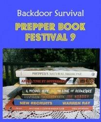 Prepper Book Festival 9 - Backdoor Survival