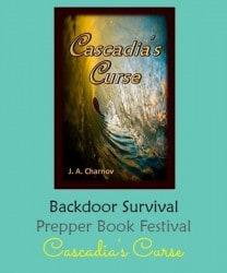 Preppers Book Festival Cascadia's Curse | Backdoor Survival