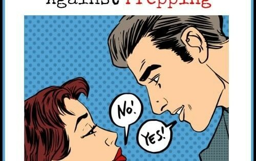 5 Best Comebacks To Win Every Argument Against Prepping