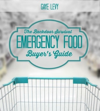 The Backdoor Survival Emergency Food Buyers Guide