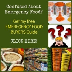 Backdoor Survival Emergency Food Buyers Guide