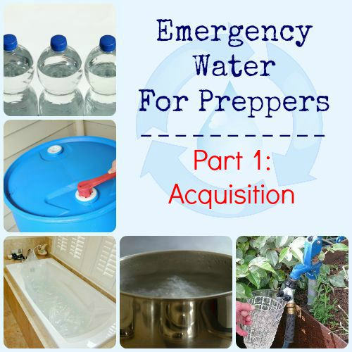 Emergency Water for Preppers Acquisition | Backdoor Survival