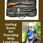 The Survival Buzz #183:  Traveling with Long Guns