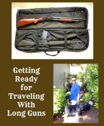 Getting Ready for Traveling with Hand Guns | Backdoor Survival