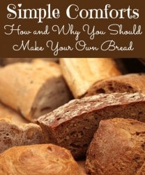 How and Why You Should Make Your Own Bread   Backdoor Survival