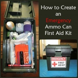 How to Create an Ammo Can First Aid Kit | Backdoor Survival