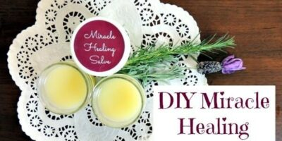 DIY Miracle Healing Salve