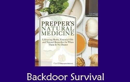 Prepper Book Festival 9: Prepper's Natural Medicine