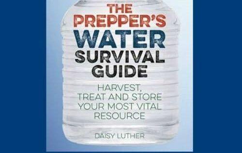 Prepper Book Festival 9: Prepper's Water Survival Guide