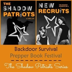 The Shadow Patriots Series | Backdoor Survival