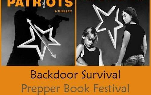 Prepper Book Festival 9: Shadow Patriots New Recruits