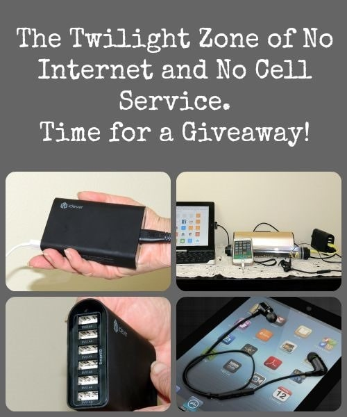 Backdoor Survival iClever Review and Giveaway