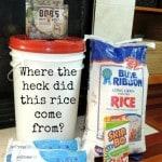 The Survival Buzz #184: Where Did Those Bags of Rice Come From?