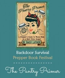 Prepper Book Festival 9: The Pantry Primer