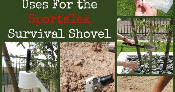 15 Uses For the SportsTek Survival Shovel