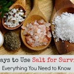 Reasons You Need Salt in the Prepper Pantry
