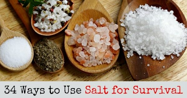 50 Ways to Use Salt for Survival: Everything You Need to Know