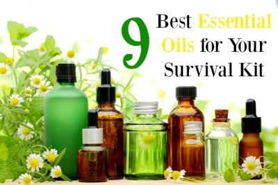 9 Best Essential Oils for Your Survival Kit | Backdoor Survival