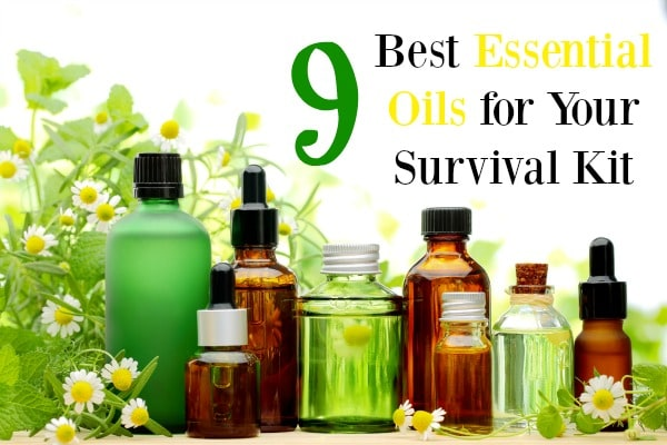 9 Best Essential Oils for Your Survival Kit | Backdoor Survival