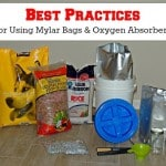 The Best Practices for Using Mylar Bags
