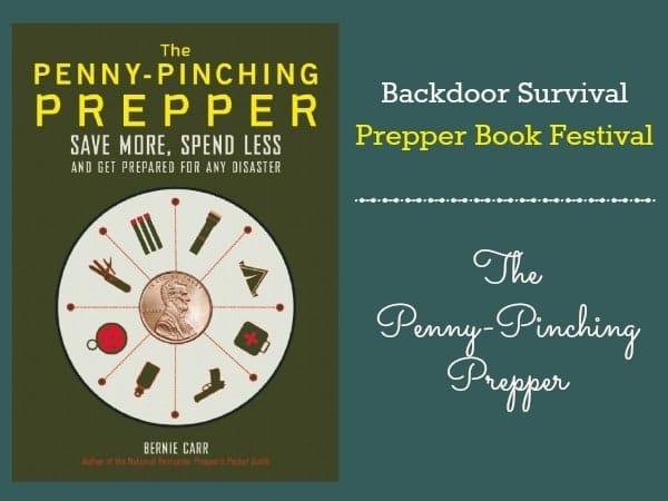 Prepper Book Festival Penny Pinching Prepper | Backdoor Survival