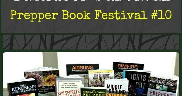 Prepper Book Festival 10: The Best New Books to Help You Prepare