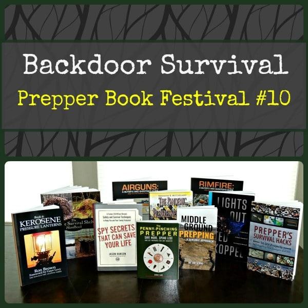 Prepper Book Festival 10 | Backdoor Survival