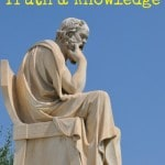 Struggling With The Burden of Truth and Knowledge