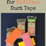 5 Oddball Uses for Duct Tape + RediTape