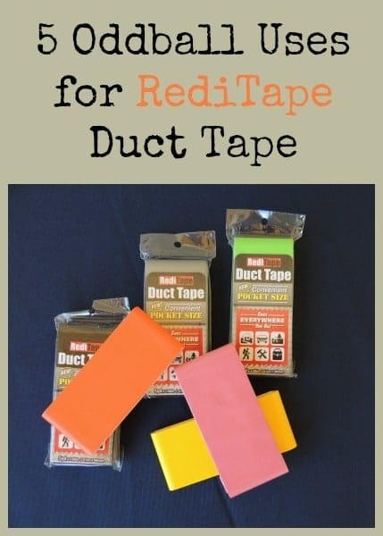 5 Oddball Uses for Duct Tape | Backdoor Survival