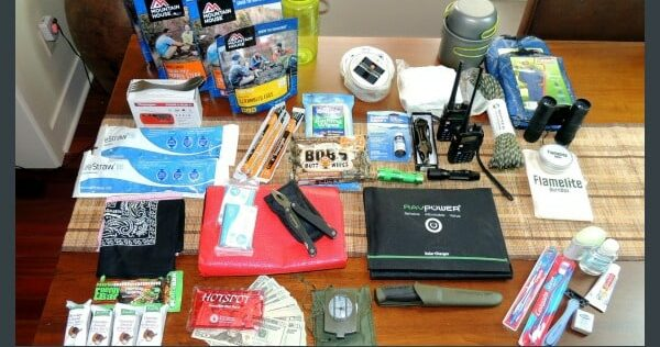 How To Build Your Own Perfect Bug Out Bag