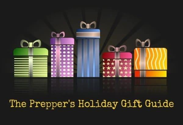 Preppers Holiday Gift Guide | Backdoor Survival