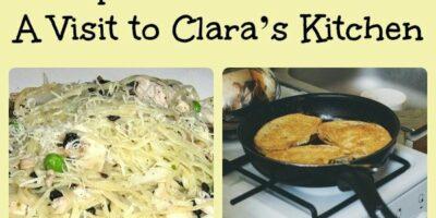 Depression Cooking: A Visit to Clara's Kitchen