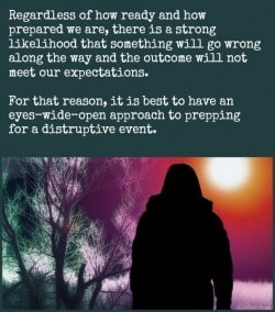 Survival Buzz #199: Have An Eyes Wide Open Approach to Prepping