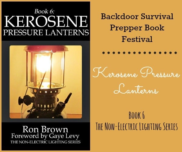 Kerosene Pressure Lanterns | Backdoor Survival