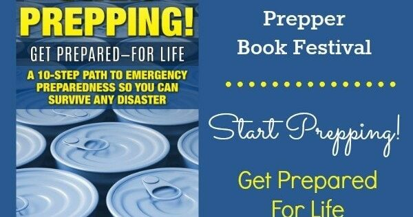 Prepper Book Festival 10: Start Prepping!