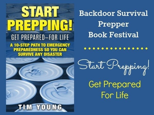 Start Prepping Get Prepared For Life | Backdoor Survival