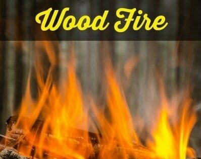 The Easy Way to Start a Wood Fire