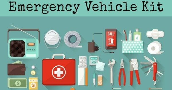 Get Prepared With An Emergency Car Kit: The Ultimate Car Survival Kit