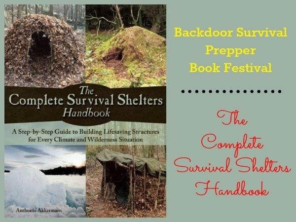 Complete Survival Shelters Handbook | Backdoor Survival
