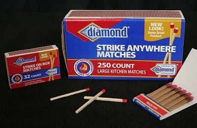 What You Need to Know About Matches for Survival | Backdoor Survival