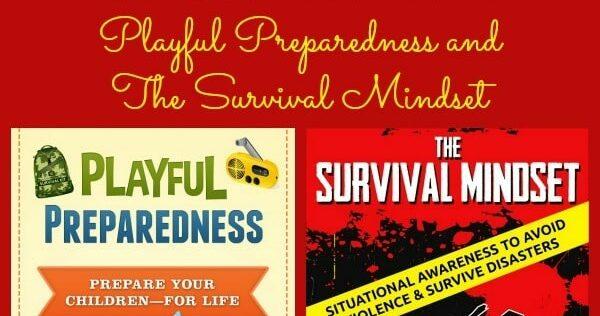 Prepper Book Festival 10: Playful Preparedness and Survival Mindset