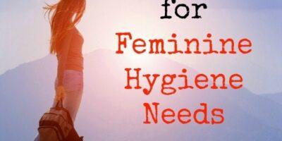 How to Prep for Feminine Hygiene Needs
